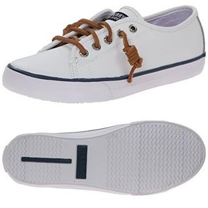 Sperry Top-Sider® ✪ Seacoast Leather Sneakers ✪